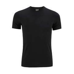 EmporioArmani/安普里奥阿玛尼 男士T恤-EA7系列纯棉纯色圆领-男士短袖T恤 3YPTB0PJ48Z图片
