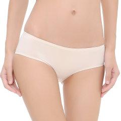 【Designer Womenwear】DARE ONE/DARE ONE Invisible系列贴合无痕无缝线纯色平角裤女士内裤图片