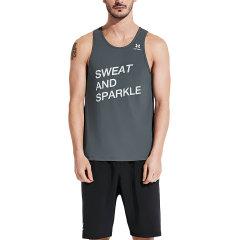 后秀/HOTSUIT 2019年夏季 运动背心 男款T恤 健身速干  无袖背心运动上衣 健身背心 男图片