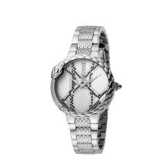 JUST CAVALLI/JUST CAVALLI【意大利设计师品牌】【ANIMAL系列】JC手表金属表带女生手表 简约个性时尚女士石英表石英手表图片
