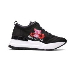 RucoLine/RucoLine 19春夏新品 生肖涂鸦系列女士休闲运动鞋 跑鞋系列图片