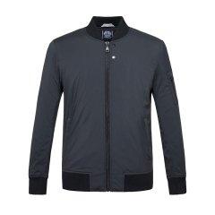 HAZZYS/哈吉斯 秋冬新款外套男士夹克简约百搭休闲舒适夹克外套ASVZU07CU30图片