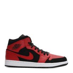 Nike AIR JORDAN 1 MID AJ1 男女篮球运动鞋 554724图片