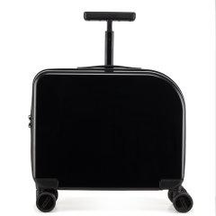 ALLOY+/越甲 商务出行拉杆箱 轻盈PC/ABS旅行行李箱 中性款式万向轮登机箱 20寸图片
