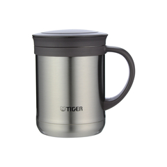 tiger虎牌保温杯CWM-A035茶滤网304不锈钢办公杯男水杯正品350ml图片