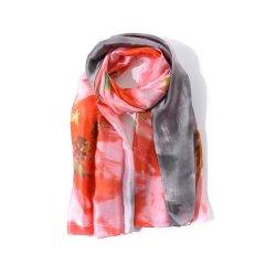 LYZA/羚羊早安  精美印花丝巾围巾图片