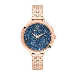 Pierre Lannier/连尼亚 法国原装进口施华洛世奇水晶元素繁星系列女士石英手表图片