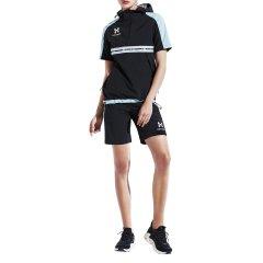 后秀 运动套装女 2019夏季新款 休闲运动服 短袖健身 爆汗服 发汗服 女式套装图片