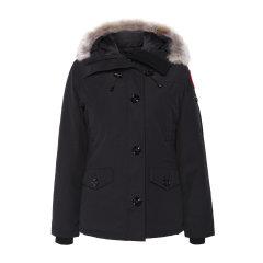 【17秋冬】CANADA GOOSE/加拿大鹅   连帽毛领短款女士羽绒服 2530LA图片