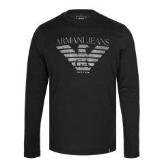 ARMANI JEANS/阿玛尼牛仔  男士长袖T恤  两色可选 6Y6T776JPFZ图片