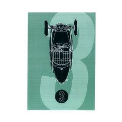MORGAN CARS 摩根汽车全新纪念版海报图片