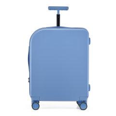 ALLOY+/越甲 商务出行拉杆箱 轻盈PC/ABS旅行行李箱 中性款式万向轮登机箱24寸图片