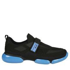 普拉达/PRADA 19年春夏 Cloudbust系列 跑步鞋 男性 Cloudbust系列 跑步鞋 休闲运动鞋 2OG064.2OBZ_D8J NERO+VOYAGE图片