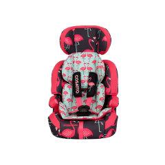 祖米汽车车载安全座椅 9个月-12岁 zoomi 分离式 安全带固定 3c图片