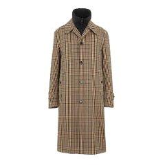博柏利/BURBERRY 19年春夏 经典 男性 英伦 条纹 男士大衣 8.0048745E7图片