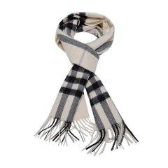 BURBERRY/博柏利 中性款经典格纹大号羊绒围巾 40310图片