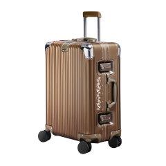 LIEMOCH/利马赫 英皇系列 智能旅行箱20寸 中性款式 铝镁合金 万向轮拉杆箱 定制图片