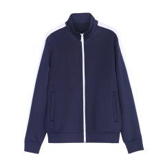 DEPOT3/DEPOT3男装品牌拼接运动男士夹克图片