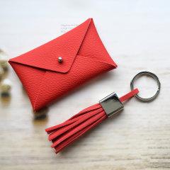 德国Philippi 创意信封造型名片夹卡包送男女 创意礼品 生日礼物图片