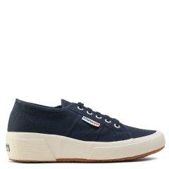 SUPERGA/SUPERGA 2019春季新款 增高厚底女鞋 百搭新款休闲小白鞋帆布鞋女鞋图片
