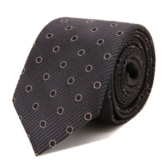 Dolce&Gabbana/杜嘉班纳领带-男士时尚领带100桑蚕丝图片