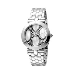 JUST CAVALLI/JUST CAVALLI【意大利设计师品牌】女士石英手表 时尚潮流女表防水四维立体表盘皮带女士手表图片