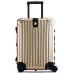 LIEMOCH/利马赫 OQO英皇air系列 智能蓝牙报警旅行箱其他不锈钢中性款式拉杆箱20寸图片