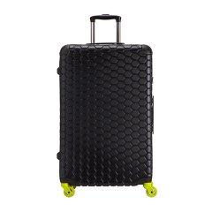 【现货】CARPISA/CARPISA Gotech专利系列 男女通用中性款式合金塑料PC/ABS蜂窝状图案万向轮旅行箱行李箱拉杆箱 28寸图片