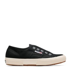 SUPERGA/SUPERGA 舒适一脚蹬小白鞋男女款 2018春夏新品时尚个性懒人经典款帆布鞋图片