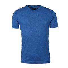 Marmot/土拨鼠春夏新款户外透气圆领吸湿排汗男式短袖T恤 S51820   速干 吸湿排汗 针织面料图片