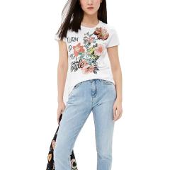 Liu Jo/路卓  女士短袖T恤图片