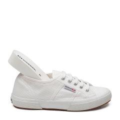 SUPERGA/SUPERGA 时尚休闲小白鞋女款 春秋新款舒适平底帆布鞋经典款男女鞋 情侣鞋图片
