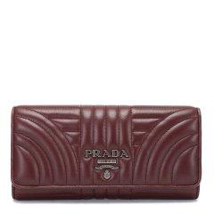 PRADA 纯色 时尚 钱包 1MH132 2B0X F0002图片