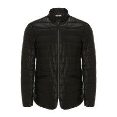 ARMANI COLLEZIONI/阿玛尼卡尔兹男士皮衣-男士皮衣面料:羊皮革里料:锦纶填充物 聚纤图片