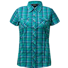 MARMOT/土拨鼠女士速干吸湿排汗轻便防晒短袖衬衫A67730图片