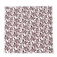 TAKEO KIKUCHI/菊池武夫 几何图形手帕07009923图片