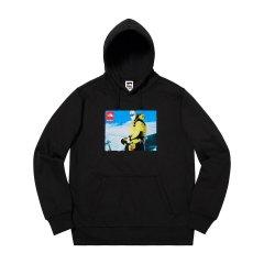 Supreme 18FW TNF Photo Hooded Sweatshirt 滑雪 卫衣 帽衫图片