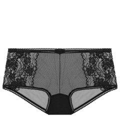 LAPERLA/萝贝拉2018春夏新款女士LAPISLACE系列蕾丝刺绣优雅平角裤图片