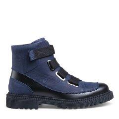 Sze/Sze 牛皮 时尚休闲马丁靴 战靴男士工装短靴 X02M3602毛里图片