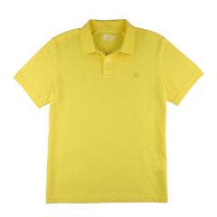 【包税】timberland/添柏岚  户外 男装 翻领纯色短袖 男士 POLO衫 TB08743J图片