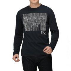 Emporio Armani/安普里奥阿玛尼  EA7 男士时尚休闲长袖T恤 PJ20Z 6XPTA1图片