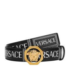 19春夏新品 Versace 范思哲 男士美杜莎LOGO腰带【官方授权】图片