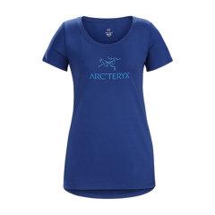 Arcteryx 始祖鸟女款棉质短袖T恤Arc'word SS T图片