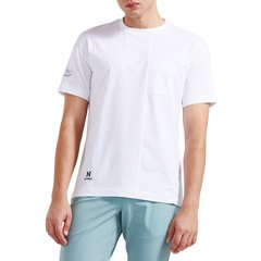 HOTSUIT 短袖男 2019夏季 新款 舒适透气 圆领运动T恤 户外休闲针织体恤图片