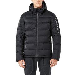HOTSUIT/后秀 防风保暖 男款开衫保暖羽绒服外套图片