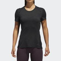 adidas/阿迪达斯 2018 女 SN纯色基础款 跑步健身训练圆领柔软舒适短袖T恤 S97958/CG0478/CW4065/CW3317/CW3316/CV4587/CV4586/CE0594图片