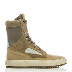 【17春夏】Android Homme/Android Homme TACTICAL BOOT 翻毛皮 男士靴子图片