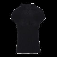 ERDOS/鄂尔多斯 女装 服装 精纺半高领 抽条设计 丝绒面料 女士针织衫/毛衣图片