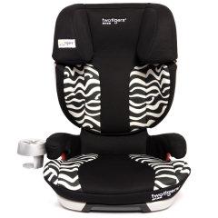 两只老虎(two tigers)汽车儿童安全座椅 isofix接口适合3岁-12岁 奔奔虎Ⅱ代图片
