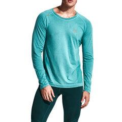 后秀/HOTSUIT 17年男款运动T恤男长袖跑步透气健身衣 56094003图片